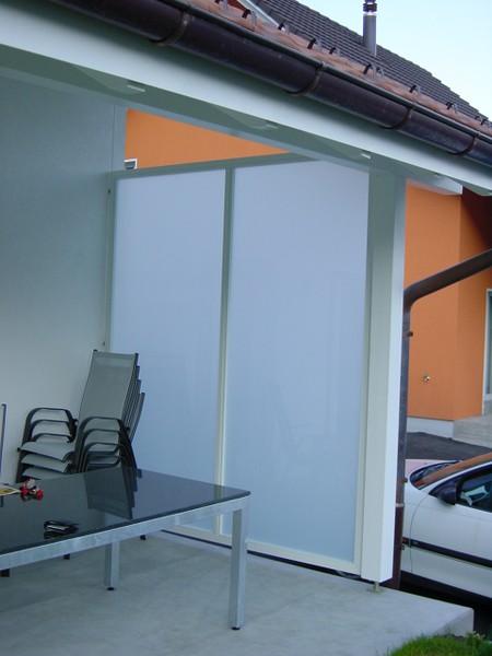 der sicht und windschutz aus glas ist flexibel planbar und kann auf ma fr ihren privaten garten aber auch fr terrassen bzw in der gastronomie ausgefhrt - Windschutz Terrasse Flexibel